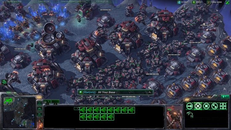 StarCraft II Wings of Liberty © Blizzard Entertainment - 2010. Image