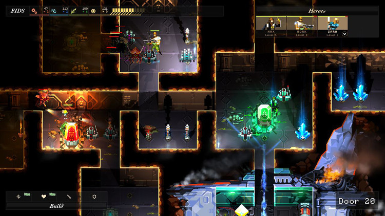 Dungeon of the Endless © Amplitude Studios - 2014. Image