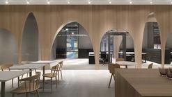 Oficina de logística H & M / JC Architecture