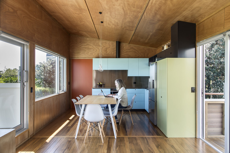 Field Way Bach  / Parsonson Architects, © Paul McCredie