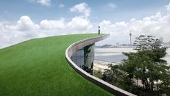 Lotus Square Art Center / Raynon Chui Design