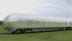 Kazuyo Sejima diseña nuevo tren expreso para Japón