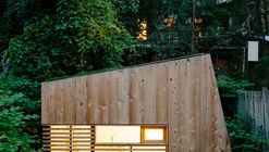Estudio de jardín en Brooklyn / Hunt Architecture