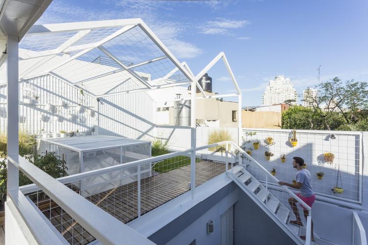 Mg / Marantz Arquitectura , © Fernando Schapo