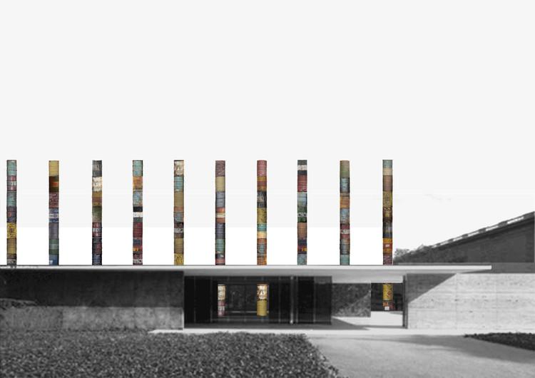 Cortesía de Fundació Mies van der Rohe