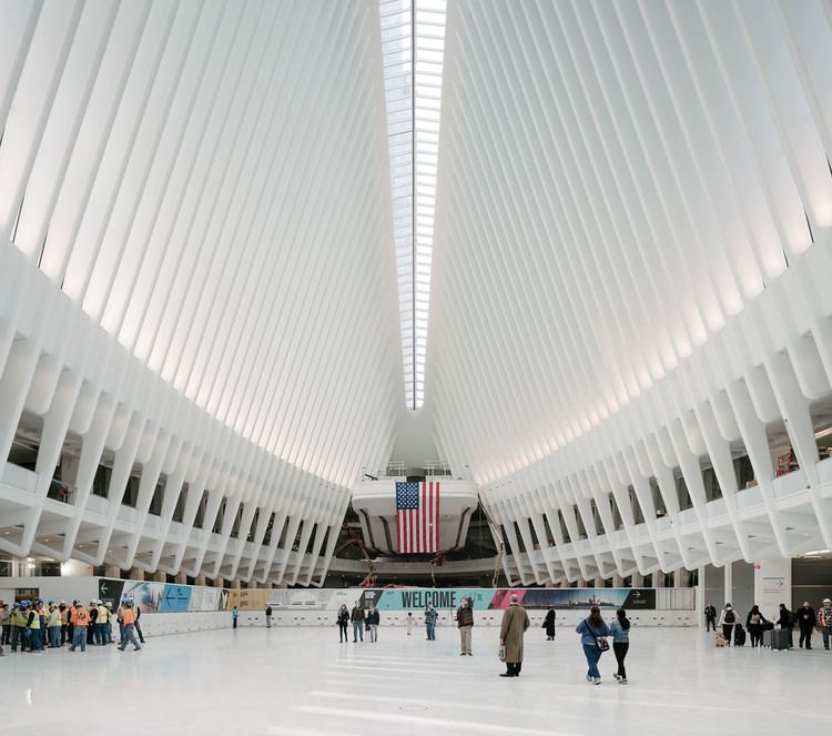 World Trade Center Transportation Hub  / Santiago Calatrava, © Imagen Subliminal