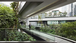 Centro Hong Kong de la Sociedad de Asia  / Tod Williams Billie Tsien Architects