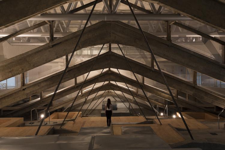 Arqueología estructural / Vazio S/A, © Gabriel Castro