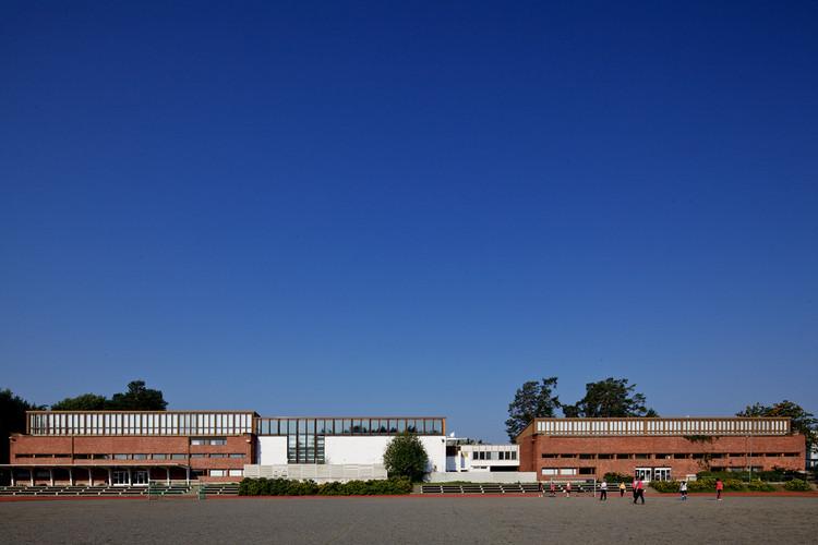 AD Classics: Jyväskylä University Building / Alvar Aalto, © Nico Saieh
