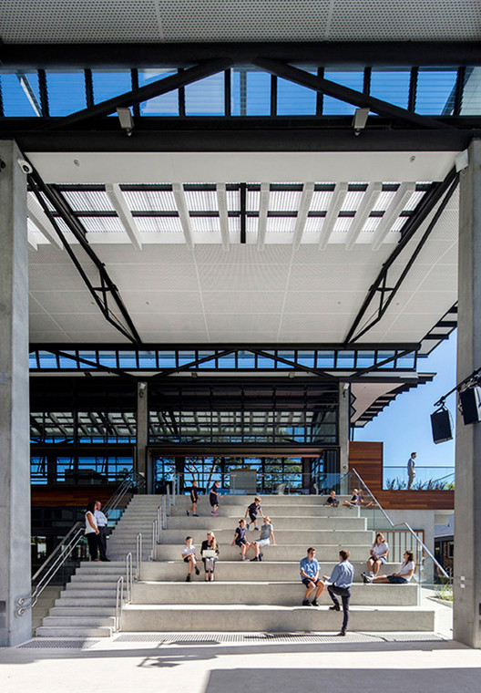 Northern Beaches Christian School / WMK Architecture, © Brett Boardman