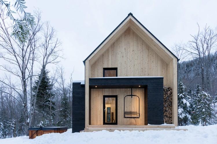 villa boreale cargo architecture archdaily