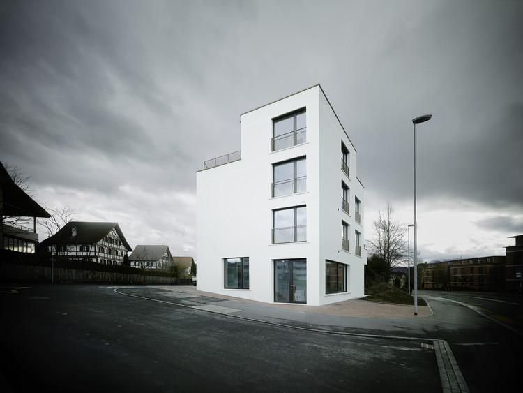 Neubau Mehrfamilienhaus Cham  / idA , © Valentin Jeck