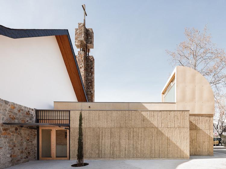 Roser Chapel   / Erithacus arquitectos + Guillermo Maluenda, © Joan Guillamat