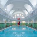 Hall de Natación en Gotha / Veauthier Meyer Architekten