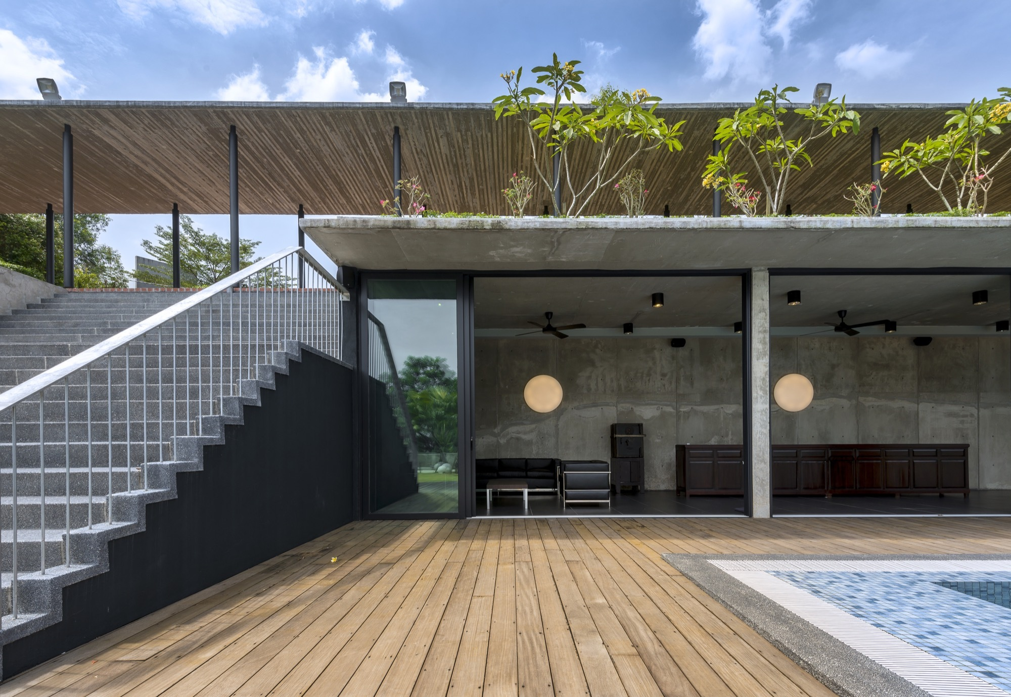 Gallery Of 8d House Drtan Lm Architect 23