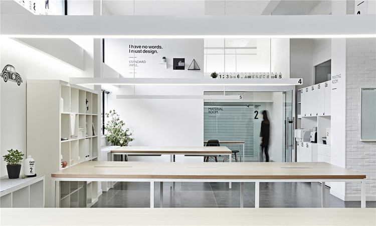 LK+RIGIdesign Office Design / Kai Liu, RIGIdesign team, © Jack Wen