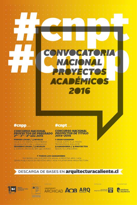 Convocatoria Nacional de Proyectos Académicos CNPP + CNPT 2016, Grupo Arquitectura Caliente