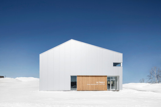 La Taule - Trianing Center / Architecture Microclimat