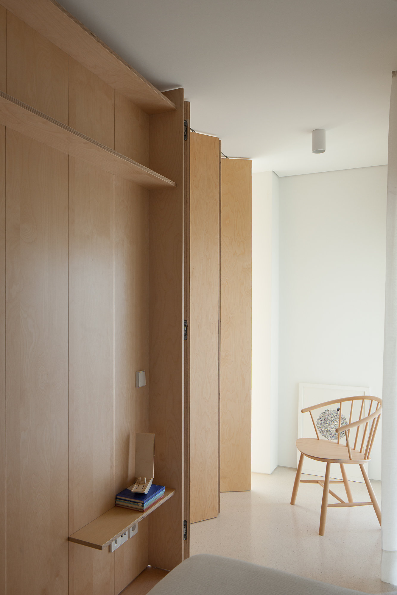 Gallery of forte apartment merooficina 25 - Solutions for small spaces plan ...