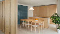 Forte Apartment / merooficina