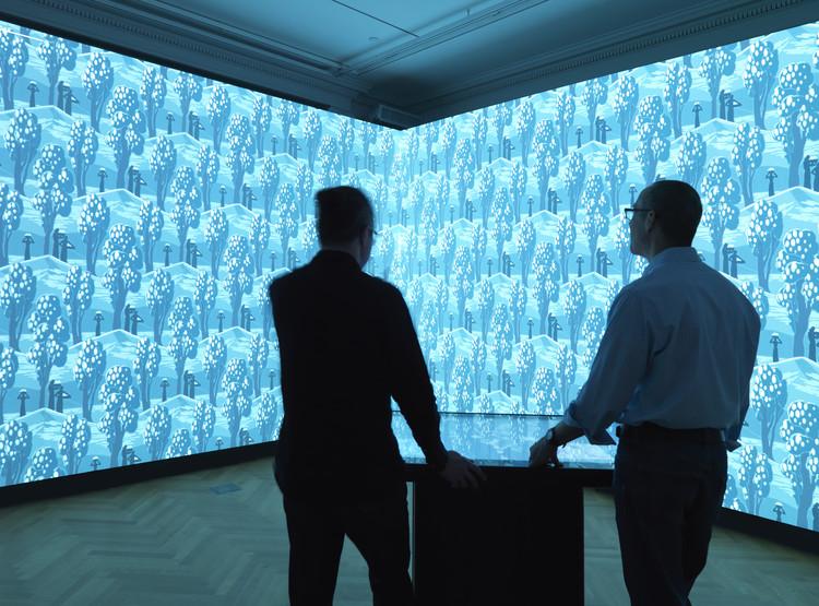 US installation. Image © CooperHewitt, Smithsonian Design Museum