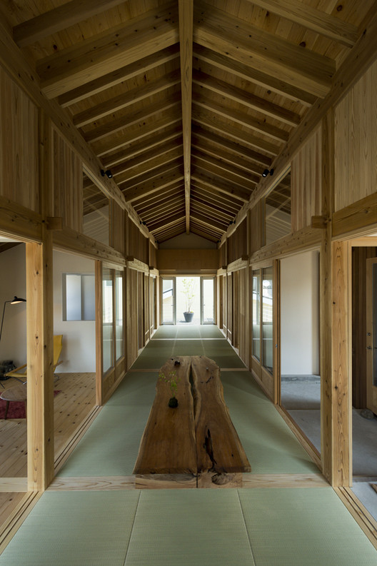 Inari House / TOKMOTO architectures room , © Isamu Murai