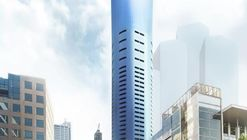 Rascacielos inspirado en los trabajos de Brâncuși recibe luz verde para su construcción en Melbourne