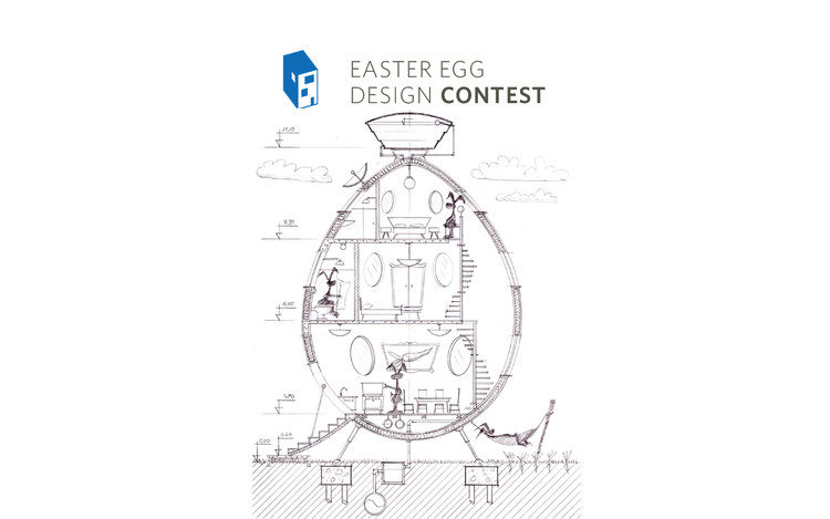 The Best Submissions to Our Easter Egg Design Contest, Submitted by Eduardo Guerra