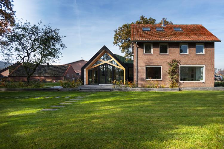 Barn Living Aalten   / Bureau Fraai, © Wim Hanenberg