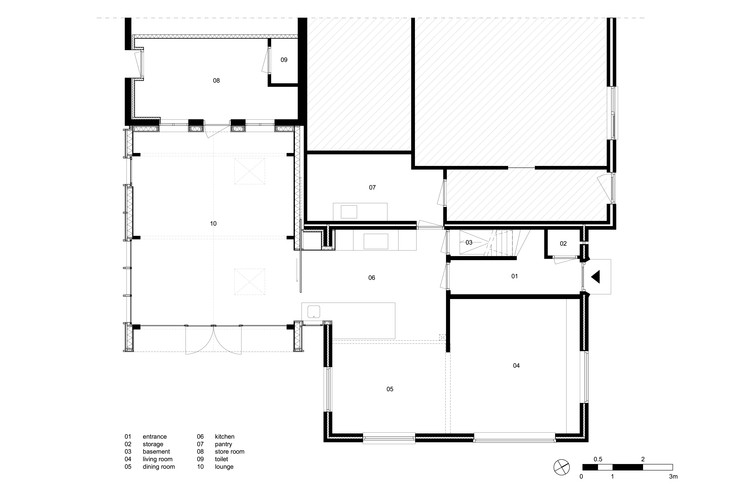 Floor Plan - New