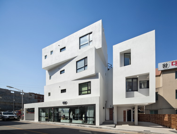 Inter White / Architects Group RAUM, © Yoon Joon-hwan