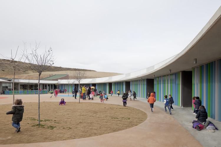 Kindergarten Valdespartera  / Magen Arquitectos, © Pedro Pegenaute