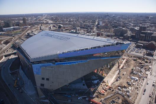 U.S. Bank Stadium: A Game-Changing, Multi-Purpose NFL Stadium ...