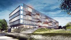 Presentan el diseño ganador del futuro complejo judicial de Necochea en Argentina