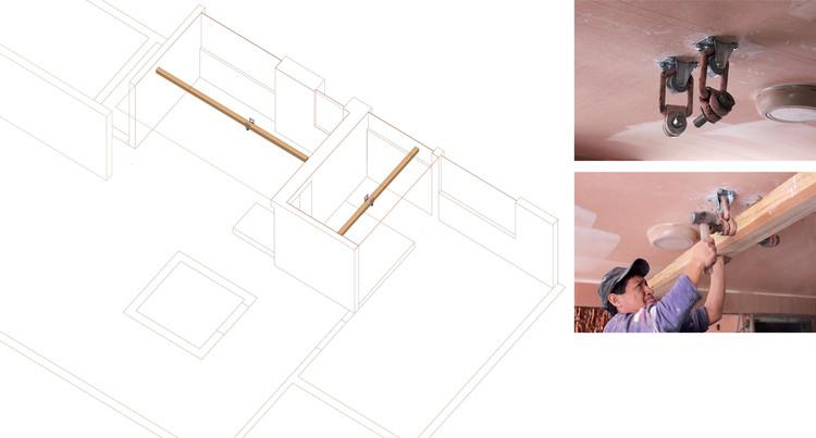 Diagrama / Cuelgue Maderas