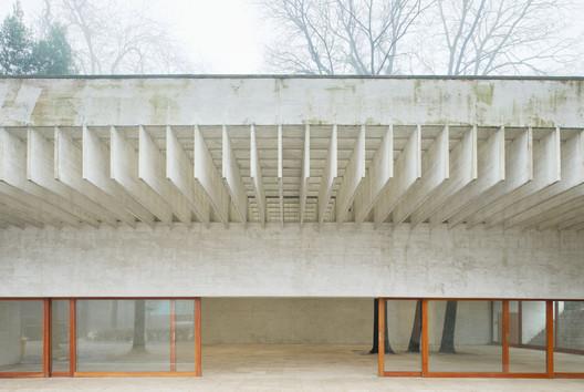 Pavilhão Nórdico (Giardini, Veneza). Imagem © Åke E:son Lindman