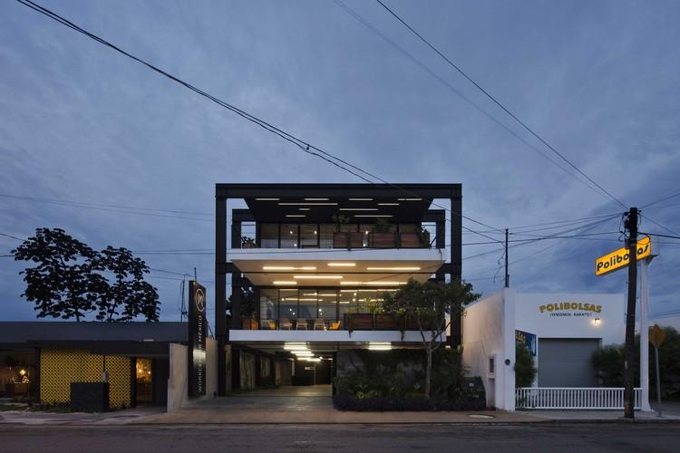 Workcenter México / Lavalle + Peniche Arquitectos, © Onnis Luque