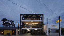 Workcenter México / Lavalle + Peniche Arquitectos