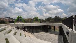Parque Educativo San Vicente Ferrer / Plan:b arquitectos