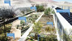 Inician construcción del primer barrio ecosustentable de Chile en Chañaral, Región de Atacama