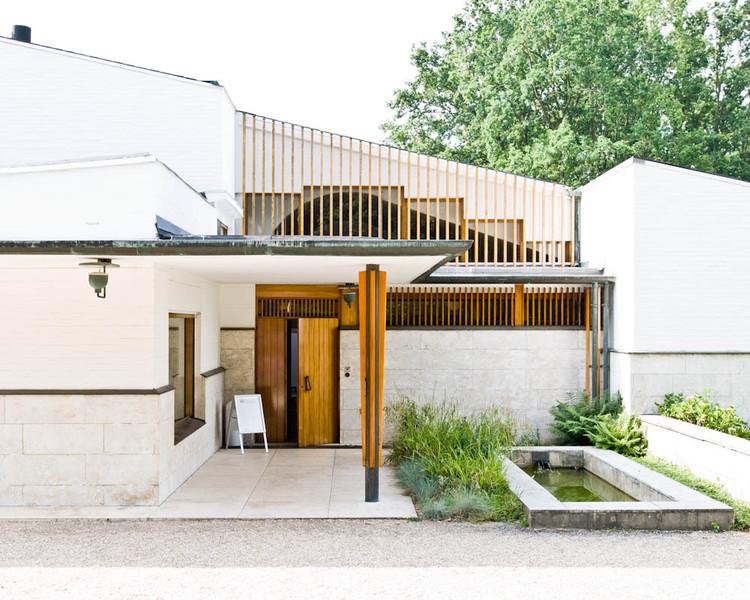 Maison Louis Carré. Image © Samuel Ludwig