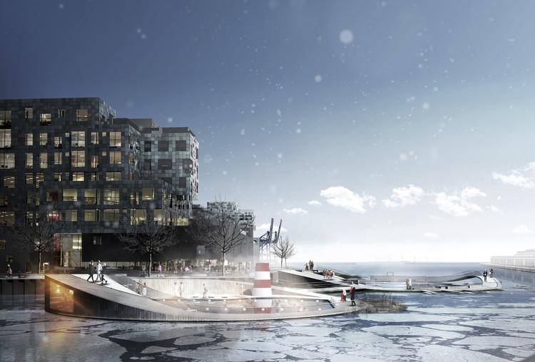 © C.F. Møller Landscape