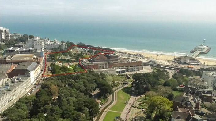 5 Practices Compete to Design Bournemouth Cultural Center, via BD Online