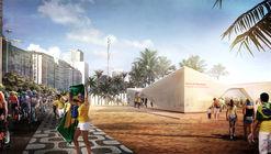Henning Larsen projeta pavilhão dinamarquês para as Olimpíadas de Verão de 2016