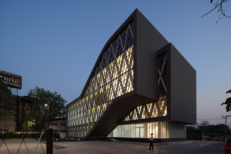 Sede de goma Saengthai / Atelier of Architects, © Anake Senadee