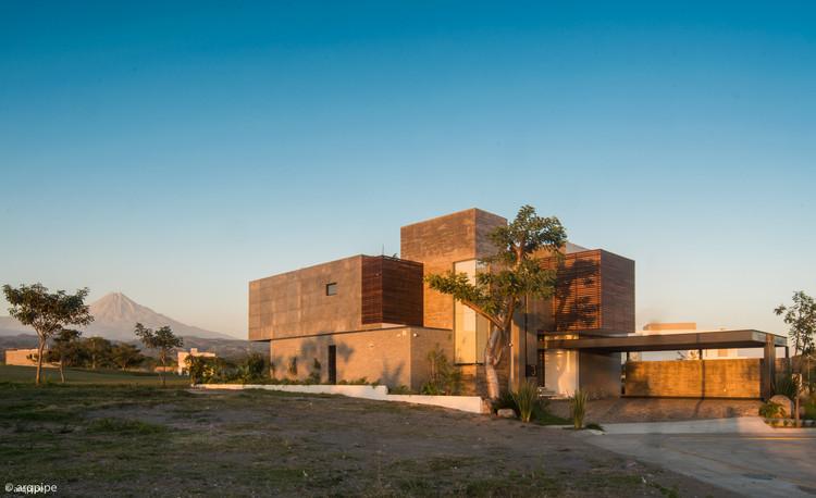 Casa Arbo / Di Frenna Arquitectos, © Felipe Reyes de La Madrid