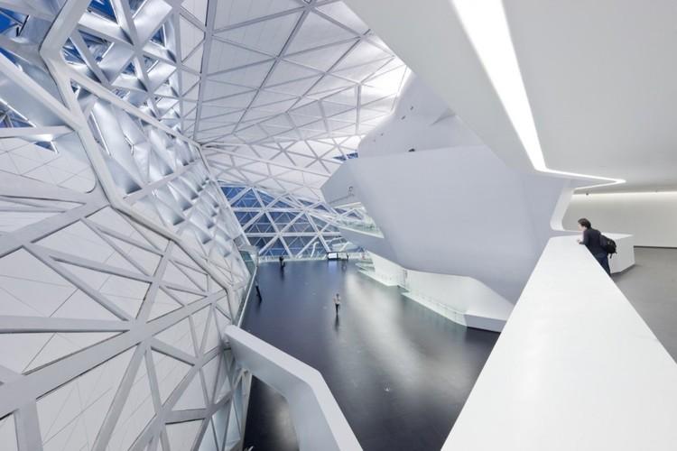 Ópera de Guangzhou. Image © Iwan Baan