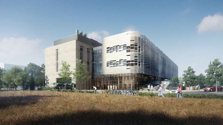 NBBJ Begins Construction on Quadram Institute for Food and Health Research , Courtesy of NBBJ