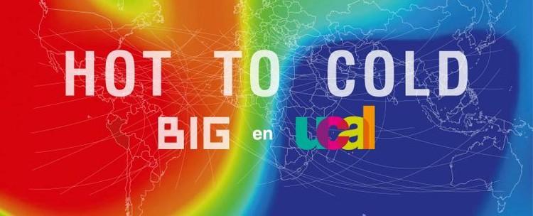 Conferencia HOT TO COLD - BIG en UCAL, Facultad de arquitectura UCAL