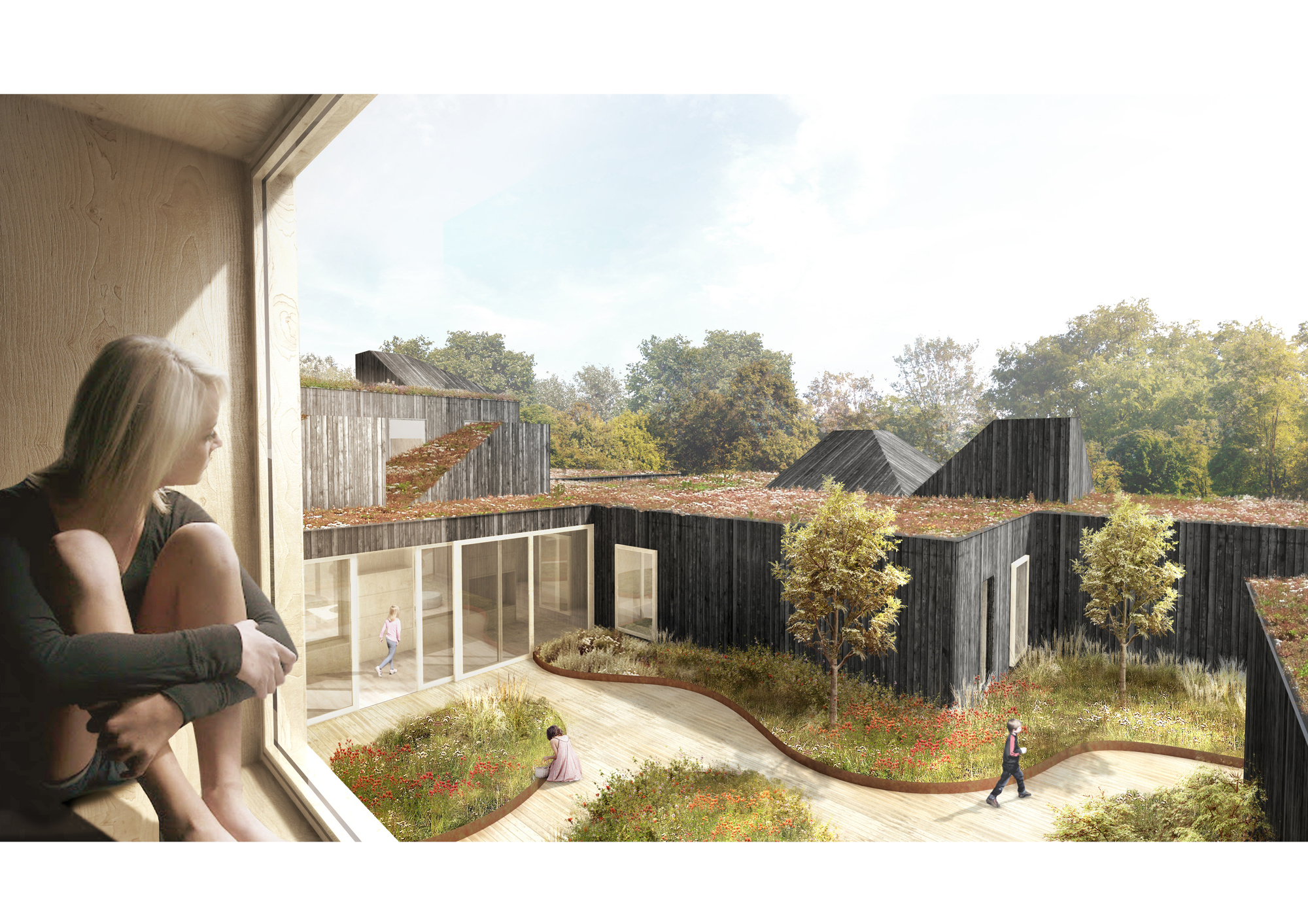 Gallery Of Creo Arkitekter And Jaja To Design Home For
